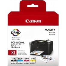 Tooner Canon tint PGI-1500XL BK/C/M/Y MULTI
