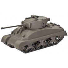 Revell M4A1 Sherman