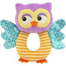 Funikids Ratlle crispy Owl