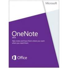 Microsoft OneNote 2013, x32/64, 1u, ENG...