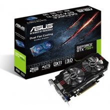 Видеокарта Asus VGA PCIE16 GTX750TI 2GB...