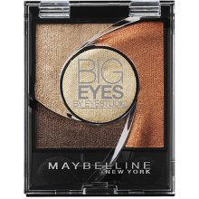 Maybelline Big Eyes 04 Luminous Blue 3.7g -...