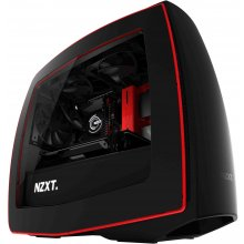 Korpus NZXT arvuti Manta Black/Red with...