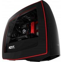 Корпус NZXT для компьютера Manta Black/Red...