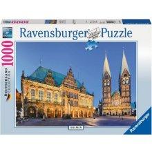 RAVENSBURGER RAVEN. 1000 EL. Bremen