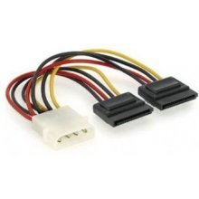 Gembird 2*Serial ATA 15 cm power кабель