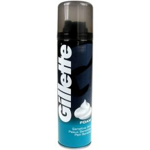GILLETTE Shave Foam Sensitive, Cosmetic...