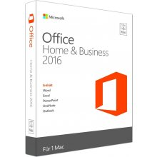 Microsoft Office 2016 Home ja Business Mac...