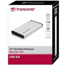 """Transcend StoreJet 25S3 HDD Case 2.5"""" USB..."""