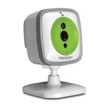TRENDNET IPCam Indoor WiFi N Day/Night Baby...