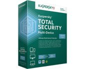 KASPERSKY LAB Kaspersky Total Security на 2...