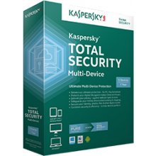 KASPERSKY LAB Kaspersky Total Security на 3...