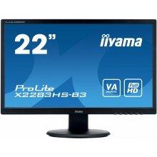 Monitor IIYAMA X2283HS-B3 21.5inch, panel...