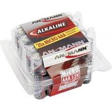 Ansmann 1x20 Alkaline Micro AAA LR 03...