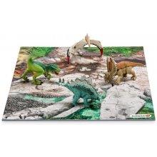 Schleicher SCHLEICH Dinozaury z puz zlami...