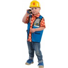 SMOBY Vest koos helmet Bob the Builder