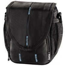 "Hama ""CANBERRA"" CAMERA BAG 100 BLACK/BLUE"