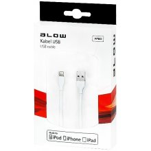 BLOW USB A iPhone 5/6 MFI 2m белый