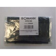 Bomann KFM 566 Kohlefilter-Matte für DU662...