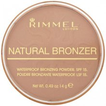 Rimmel London Natural Bronzer Waterproof...