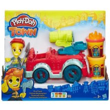HASBRO PlayDoh Town, Wóz strażacki
