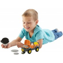 FISHER PRICE FISHER Little People Bul ldozer...