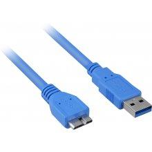 Sharkoon micro USB3.0, USB A, Micro-USB B...