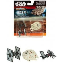 HASBRO SW E7 3-Pack, Fir st Order TieFighter...