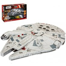 Revell Star Wars Milleni um Falcon 'Built