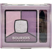 BOURJOIS Paris Smoky Stories Quad Eyeshadow...