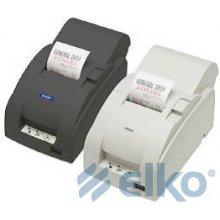 Принтер Epson TM-U220A белый, 200 cps, 1...
