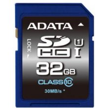 Флешка ADATA A-Data Premier 32 GB, SDHC, 10
