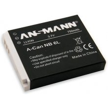 Ansmann A-Can NB-6L Li-Ion Akku