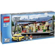 LEGO City Trains 60050 Train Station