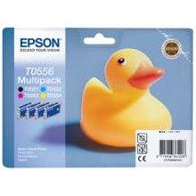 Тонер Epson Set T0556 CMYK MultiPack |...