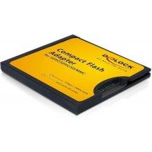 Кард-ридер Delock адаптер SDHC/MMC ->...