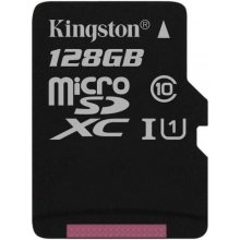 Флешка KINGSTON технология 128GB MICROSDXC...
