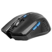 Hiir TRACER Mouse Fairy Black RF nano