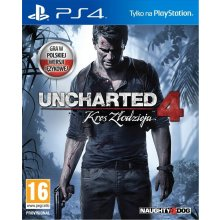Joystick Sony Uncharted 4: A Thief's End PS4...
