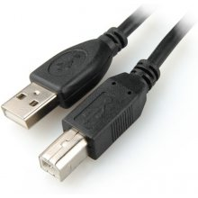 Natec USB 2.0 AM- BM 3m cable чёрный color...