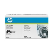 HP INC. HP Q5949XD Dual Pack Toner чёрный