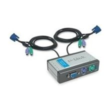 D-LINK DKVM-2K KVM Switch 2 Port