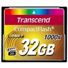 Mälukaart Transcend Ultimate CompactFlash...