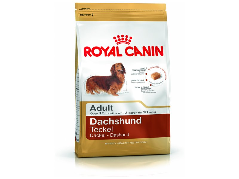 royal canin dachshund adult 7 5kg 189370. Black Bedroom Furniture Sets. Home Design Ideas