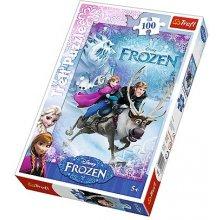 TREFL 100 Frozen elements, Annie Rescue