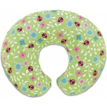 CHICCO Boppy pillow for feeding Ladybug Lane