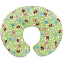CHICCO Boppy pillow для feeding Ladybug Lane