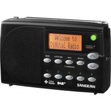 Радио Sangean DPR-65 DAB+ чёрный