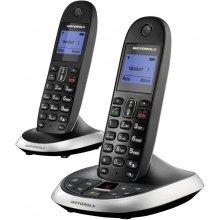 Телефон Motorola C2012 чёрный