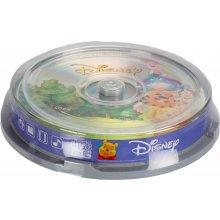 Toorikud DISNEY CD-R 700MB 52x The Pooh 10tk...